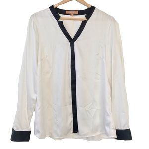 Ellen Tracy | Long Sleeve Blouse